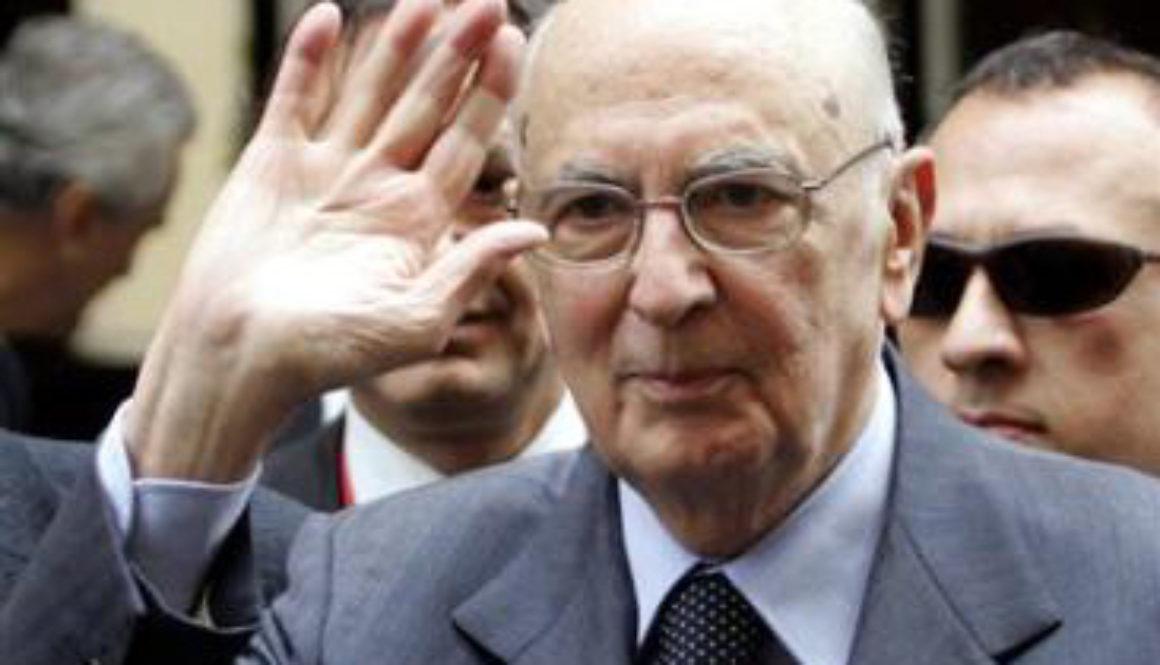 Sui tagli alla spesa pubblica Napolitano adotta l'idea di Palmerini: il metodo è sbagliato. Ma non adotta la soluzione.