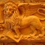 Leone di San Marco andante