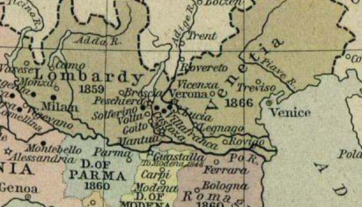 E' possibile l'indipendenza del Lombardo-Veneto? Sì ( parte 6 di 6 )