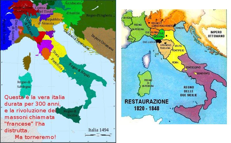 """Il collasso dell'Italia e del """"Made in Italy"""" ed una possibile via di fuga."""