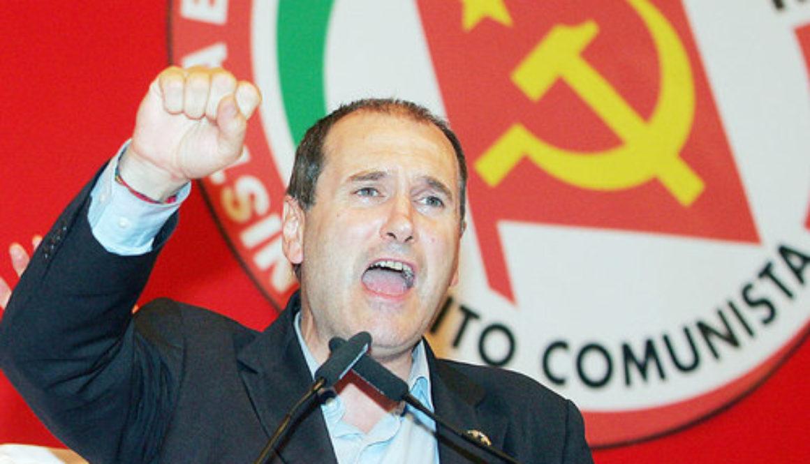 Paolo Ferrero - Rifondazione Comunista - plagio contenuti loris palmerini