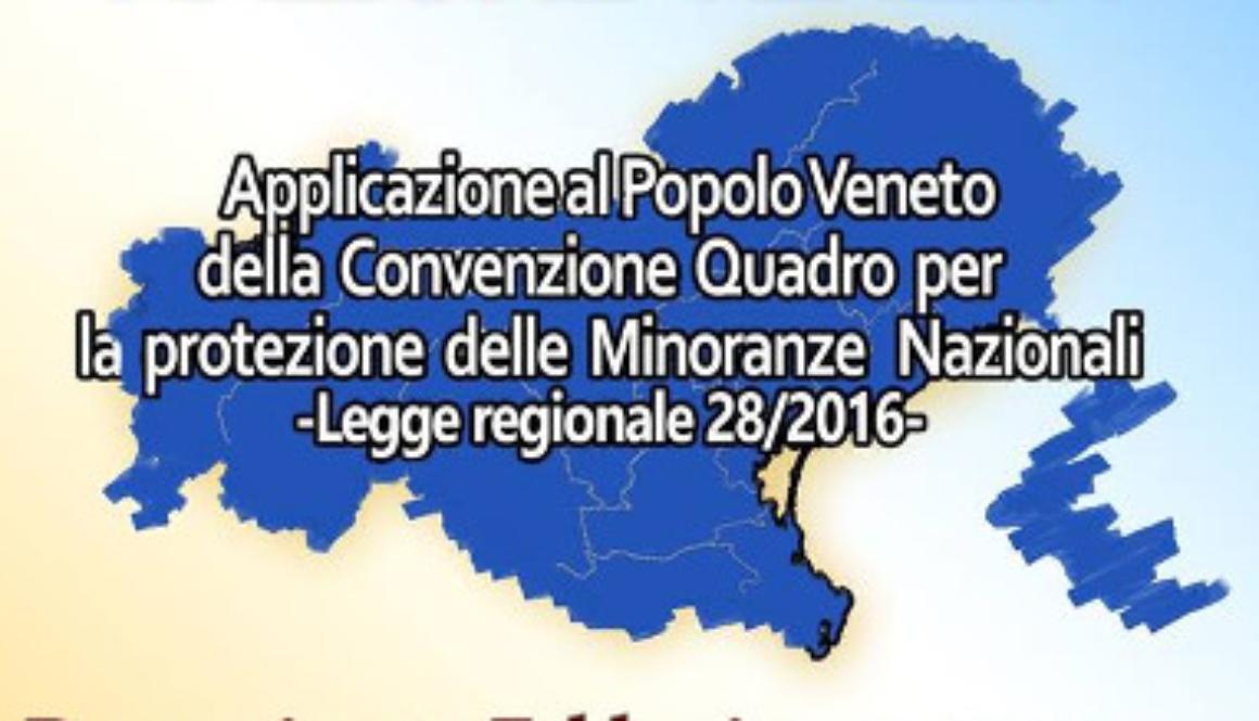 La questione Veneta è  l'ultima chance per l'Italia