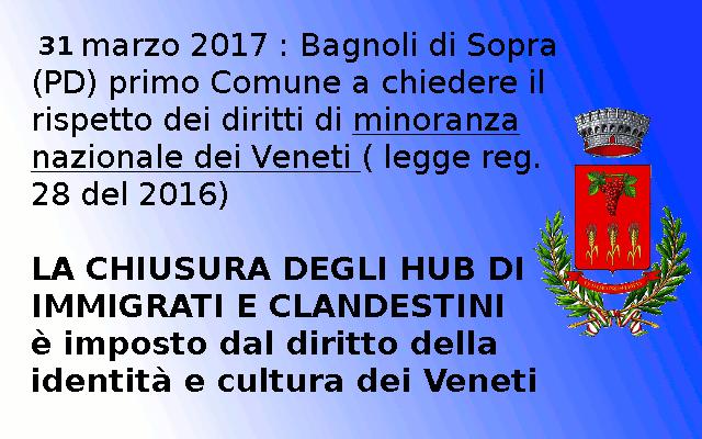 ECCO COME SI CHIUDERA' IL CENTRO PROFUGHI E CLANDESTINI DI BAGNOLI DI SOPRA